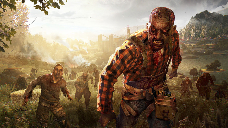 Зомби Dying Light: The Following