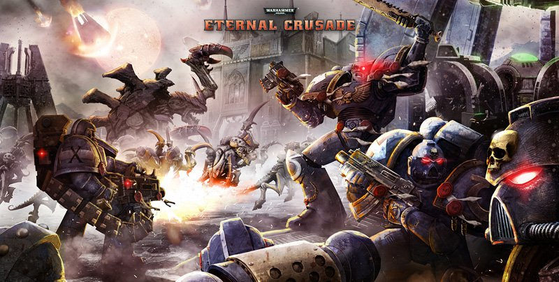 Warhammer 40,000: Eternal Crusade - интересный гибрид шутера и MMORPG