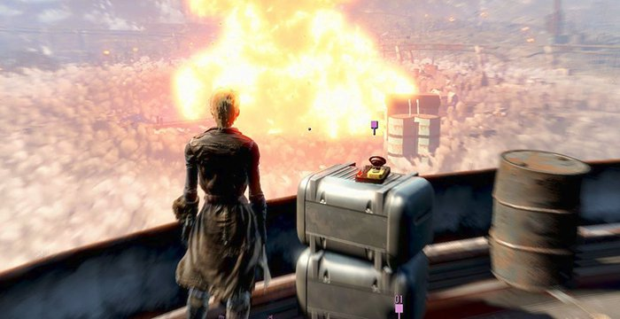 Fallout 4: хочешь, я убью соседей?