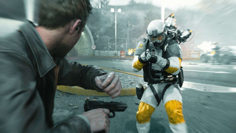 Quantum Break – история Джека Джойса