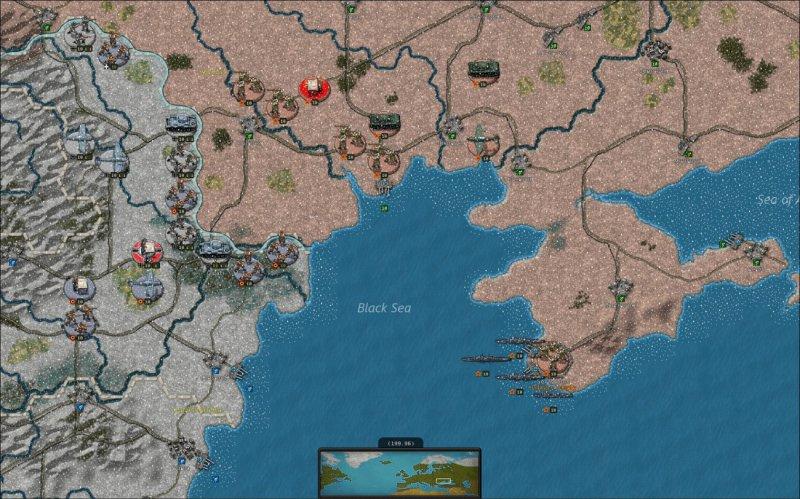 Пройди Вторую Мировую вместе с Strategic Command: WWII