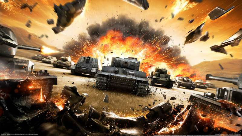World of tanks тигр против ис