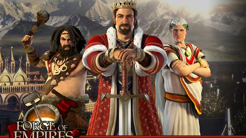 Forge of Empires: империя в Вашем браузере