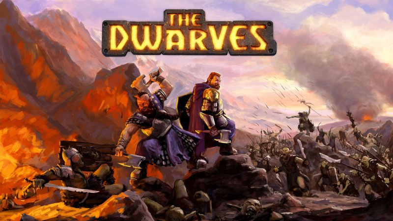 Обзор The Dwarves