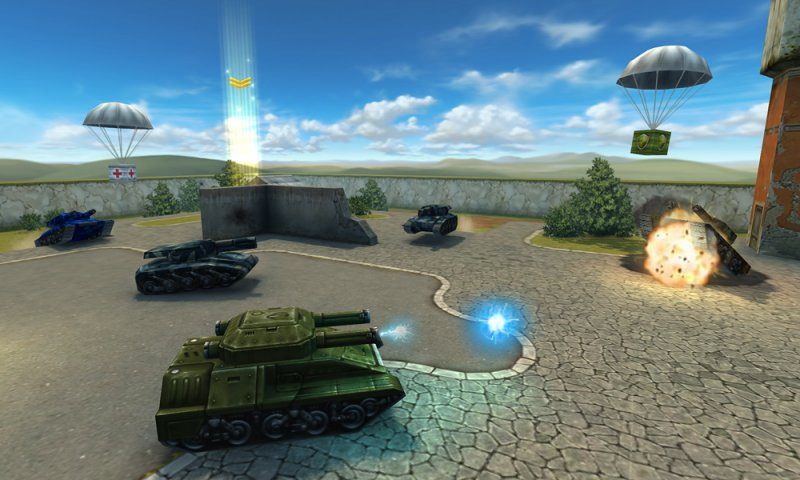 Дамаг панель для world of tanks с