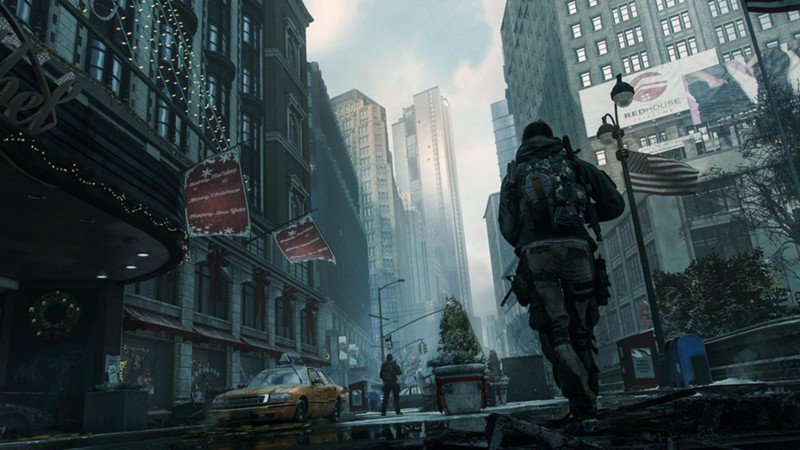 Tom Clancy's The Division экранизируют