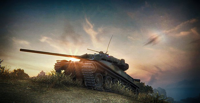World of Tanks: T-50