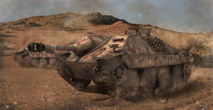 World of Tanks: Hetzer
