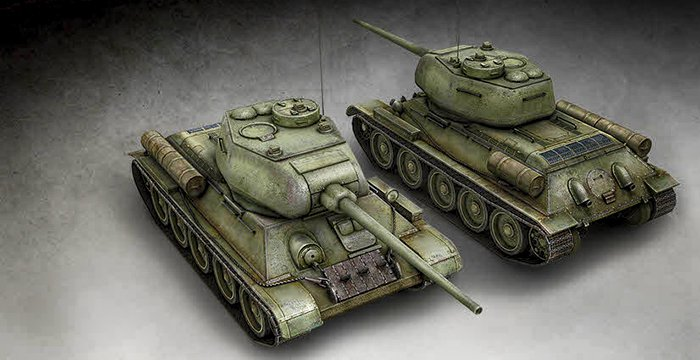 World of Tanks: T-34