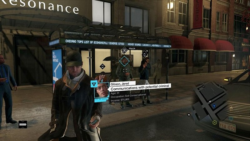 Деньги в Watch Dogs 2